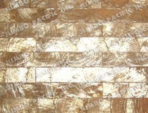 Natural Gold Rectangle Blocking