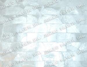 Natural White Rectangle Blocking