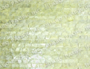 Natural Yellowish Rectangle Blocking