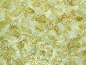 Natural Yellowish and White Flakes Design
