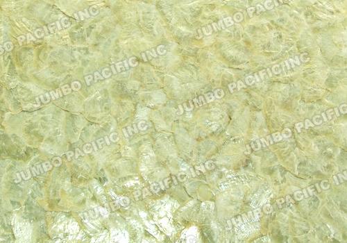 Natural Yellowish Flakes Design