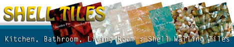 Shell Tiles Manufacturer and Exporter